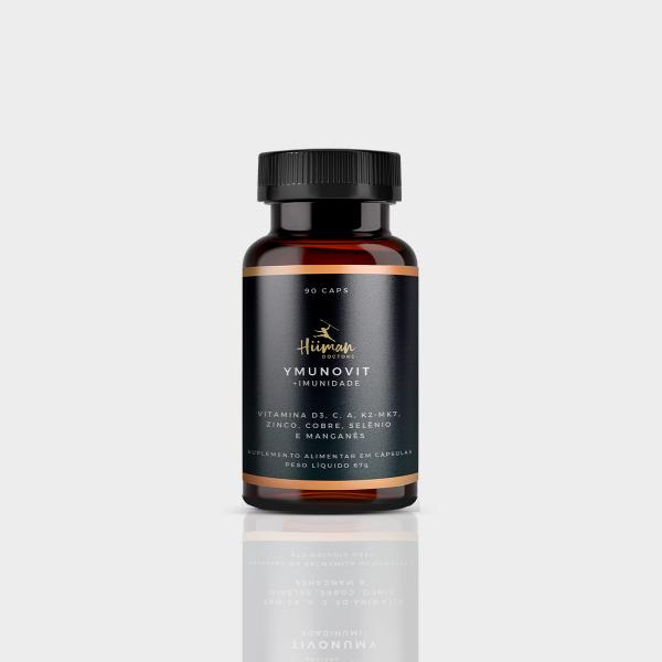 Ymunovit 90 caps. - Blend de vitaminas para imunidade