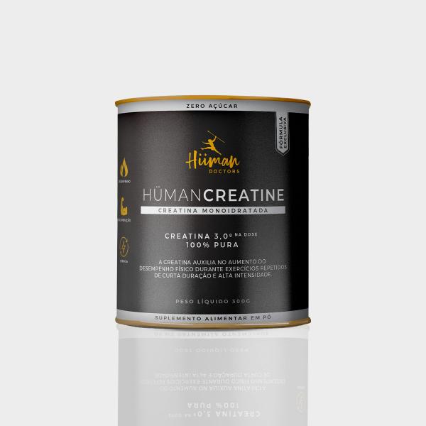 Hüman Creatine - Creatina 100% pura